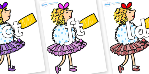 Final Letter Blends on Veruca Salt - Final Letters, final letter, letter blend, letter blends, consonant, consonants, digraph, trigraph, literacy, alphabet, letters, foundation stage literacy