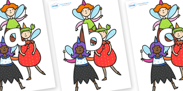 Phoneme Set on Good Fairies - Phoneme set, phonemes, phoneme, Letters and Sounds, DfES, display, Phase 1, Phase 2, Phase 3, Phase 5, Foundation, Literacy