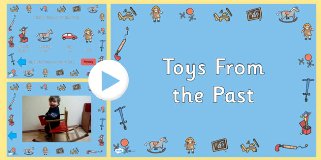 Toys from the Past Video PowerPoint - toys from the past, toys from the past powerpoint, toys from the past videos, doll video, yoyo video, toys videos