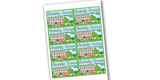 Stately Home Role Play Tickets - stately home, role play, stately home role play, role play tickets, stately home tickets, tickets