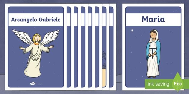 Nativita Poster - Nativita, poster, Gesu, Natale, buon Natale, festivita\', natalizio, maria, giuseppe, stella comet