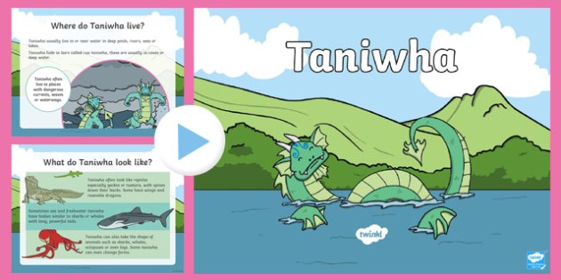 Taniwha PowerPoint