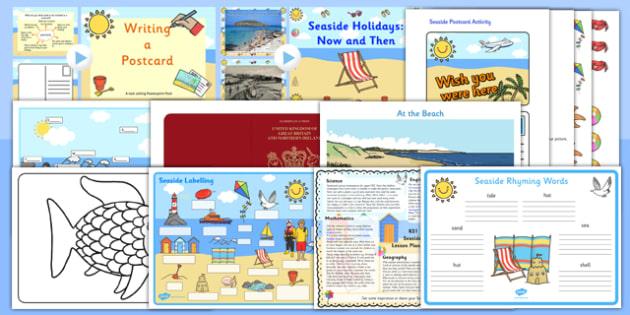 Top 10 Seaside Resource Pack