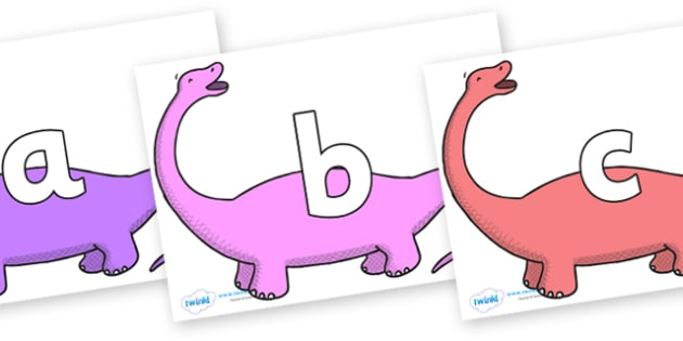 Phoneme Set on Apatosaurus to Support Teaching on Harry and the Bucketful of Dinosaurs - Phoneme set, phonemes, phoneme, Letters and Sounds, DfES, display, Phase 1, Phase 2, Phase 3, Phase 5, Foundation, Literacy