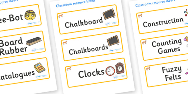 Fox Themed Editable Additional Classroom Resource Labels - Themed Label template, Resource Label, Name Labels, Editable Labels, Drawer Labels, KS1 Labels, Foundation Labels, Foundation Stage Labels, Teaching Labels, Resource Labels, Tray Labels, Prin