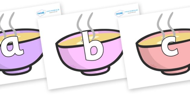 Phoneme Set on Bowls - Phoneme set, phonemes, phoneme, Letters and Sounds, DfES, display, Phase 1, Phase 2, Phase 3, Phase 5, Foundation, Literacy
