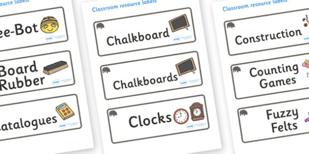 Hippo Themed Editable Additional Classroom Resource Labels - Themed Label template, Resource Label, Name Labels, Editable Labels, Drawer Labels, KS1 Labels, Foundation Labels, Foundation Stage Labels, Teaching Labels, Resource Labels, Tray Labels, Pr