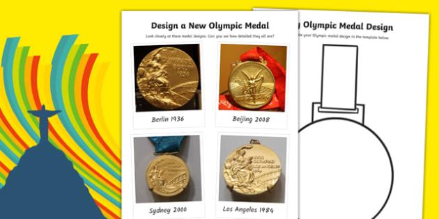 The Olympics - New Medal Design Challenge-Scottish