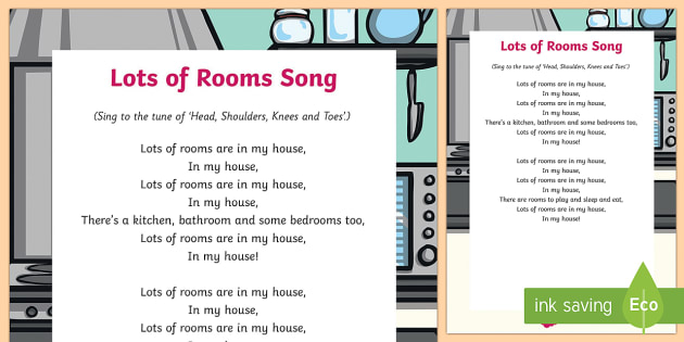 Lots of Rooms Song
