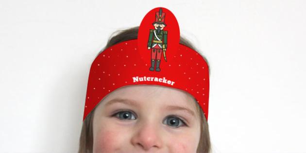 The Nutcracker Role Play Headbands - nutcracker, role-play, band