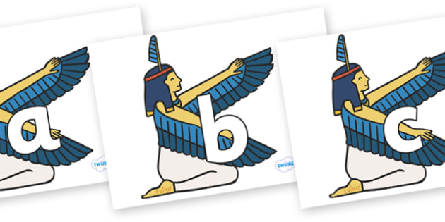 Phoneme Set on Egyptian - Phoneme set, phonemes, phoneme, Letters and Sounds, DfES, display, Phase 1, Phase 2, Phase 3, Phase 5, Foundation, Literacy