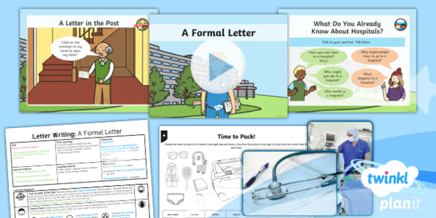 PlanIt Y2 Significant Individuals: Florence Nightingale Lesson Pack Letter Writing (1)