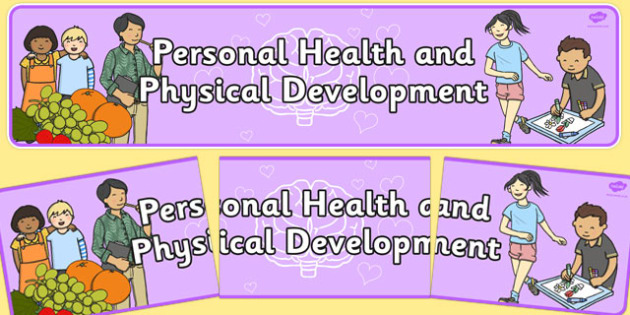 Personal Health and Physical Development Display Banner NZ - nz, new zealand, display, banner