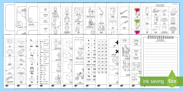 English/Portuguese New Starter Welcome Activity Booklet - Dual Language New Starter Welcome Booklets, Portuguese speaking new starter, translation
