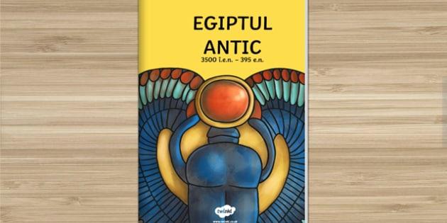Egiptul antic, Carte electronică