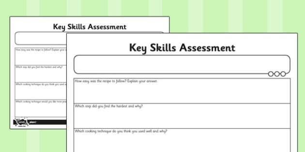 Global Food Activity Sheet Key Skills Assessment - global, food, activity, worksheet