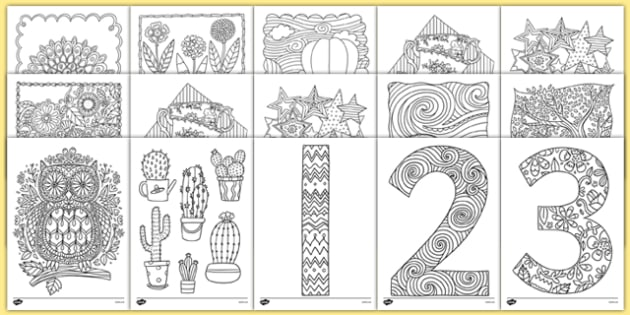 Bumper Mindfulness Photocopy Activity Booklet - bumper, mindfulness, photocopy, colouring, colour, activity, booklet