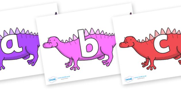 Phoneme Set on Scelidosaurus - Phoneme set, phonemes, phoneme, Letters and Sounds, DfES, display, Phase 1, Phase 2, Phase 3, Phase 5, Foundation, Literacy