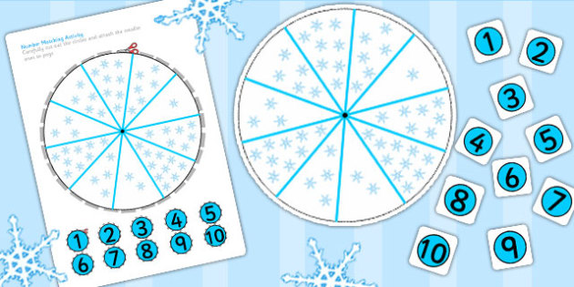 Number Matching Pegs Activity - activities, puzzles, puzzle