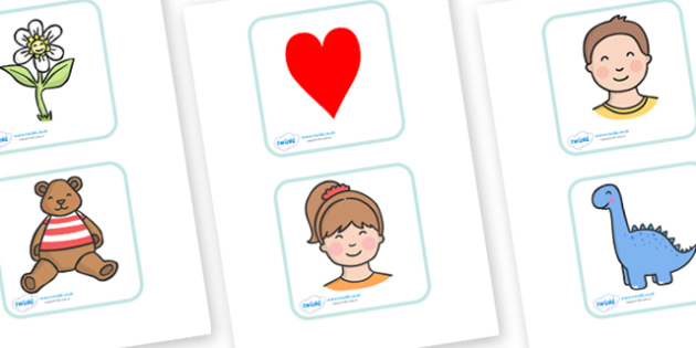 Comfort Picture Cards - Behaviour management, shy, self-awareness, self-calming, Autism, PSHE, SEN, social situations, social skills