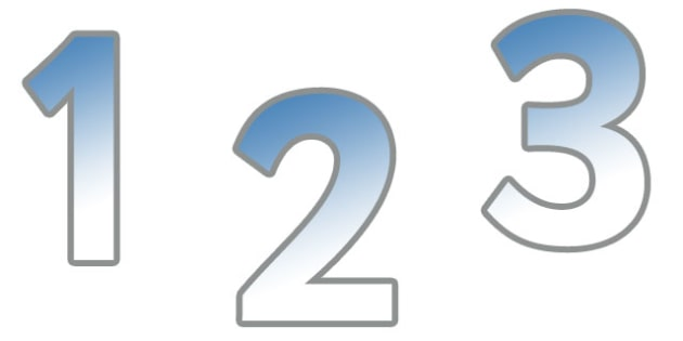 0-9 Display Numbers (Winter) - Display numbers, 0-9, numbers, display numerals, display lettering, display numbers, display, cut out lettering, lettering for display, display numbers