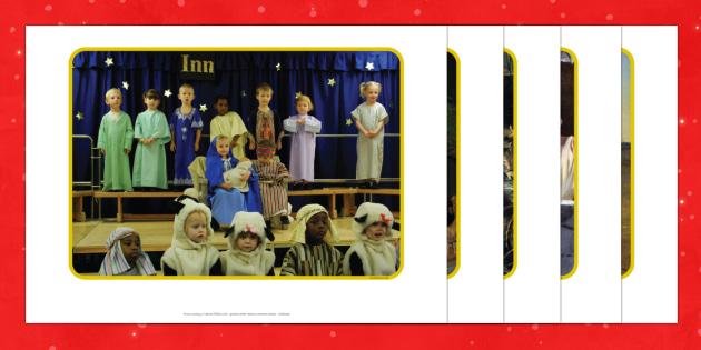 Christmas Nativity Display Photos
