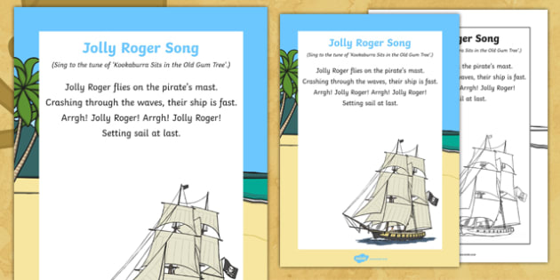 Jolly Roger Song