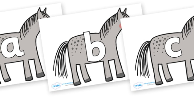 Phoneme Set on Horse to Support Teaching on What the Ladybird Heard - Phoneme set, phonemes, phoneme, Letters and Sounds, DfES, display, Phase 1, Phase 2, Phase 3, Phase 5, Foundation, Literacy