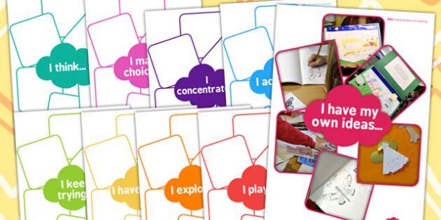 Interactive Characteristics of Learning Display Posters - display, learn