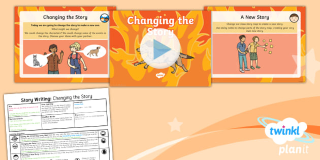PlanIt Y1 Time Travel: The Great Fire of London Lesson Pack Story Writing (4)