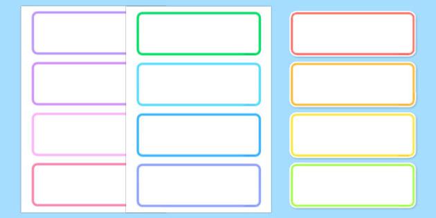 Editable Labels - Classroom Label Templates, Resource Labels, Name Labels, Editable Labels, Drawer Labels, Coat Peg Labels, Peg Label, KS1 Labels, Foundation Labels, Foundation Stage Labels, Teaching Labels