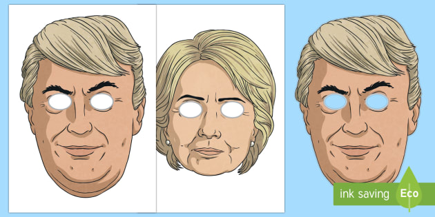 American President Election Masks