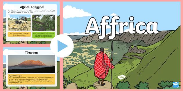 Pŵerbwynt Affrica - affrica, daearyddiaeth, pobl, lleoedd, y byd