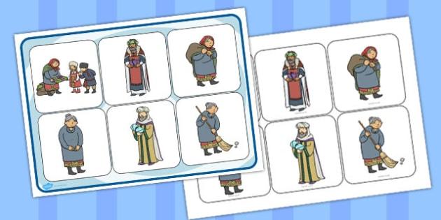 Babushka Matching Mat SEN - babushka, matching mat, sen, story