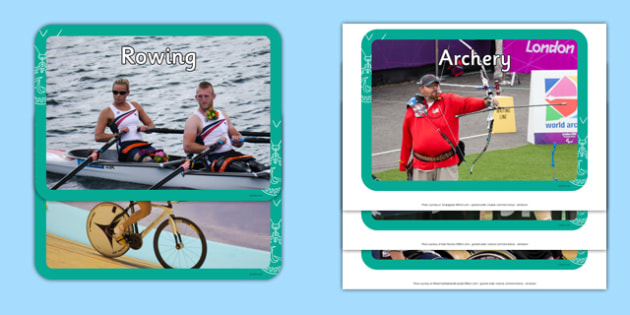 Paralympic Sports Display Photos - Rio 2016, Olympic Games, paralympics, display photos