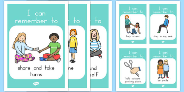 Good Manners Posters USA - usa, america, good manners, posters, display, manners