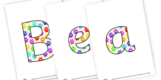 Bears heading - display lettering - Bears Primary Resources - Brown bear, Grizzly Bear, Polar Bear