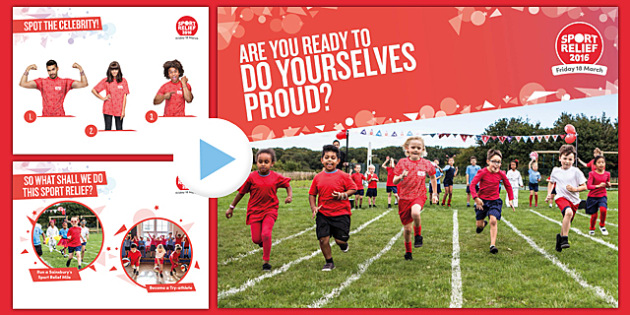 Sport Relief 2016: Champa's Story - Film and Assembly (Primary) - sport relief 2016, champa