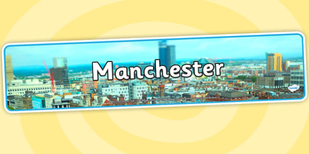 Manchester Display Banner - manchester, manchester display banner, display banner, manchester city display, manchester display