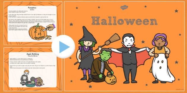 Halloween Information PowerPoint KS1 Romanian Translation - romanian, halloween,haloween,halloweeen,hallowen,hallooween,hallowwen,oiche shamhna,holloween,hallloween,hallooween,halloweem,hallowween,halooween,hallowean,hallween,halloeen,helloween,Hallo