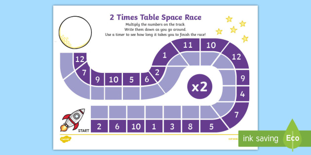 Number Names Worksheets : 2 times table games ~ Free Printable ...