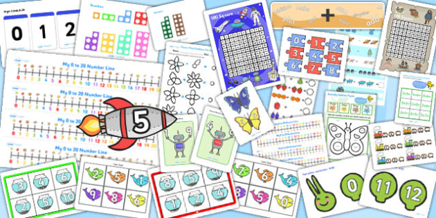 Year One Addition and Subtraction Resource Pack - year one, year 1, addition, subtraction, resource pack, adding, subtract, minus, take away, take-away