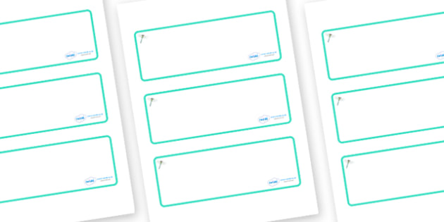 Dragonfly Themed Editable Drawer-Peg-Name Labels (Blank) - Themed Classroom Label Templates, Resource Labels, Name Labels, Editable Labels, Drawer Labels, Coat Peg Labels, Peg Label, KS1 Labels, Foundation Labels, Foundation Stage Labels, Teaching La