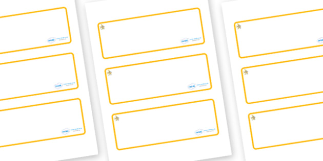 Angel Fish Themed Editable Drawer-Peg-Name Labels (Blank) - Themed Classroom Label Templates, Resource Labels, Name Labels, Editable Labels, Drawer Labels, Coat Peg Labels, Peg Label, KS1 Labels, Foundation Labels, Foundation Stage Labels, Teaching L