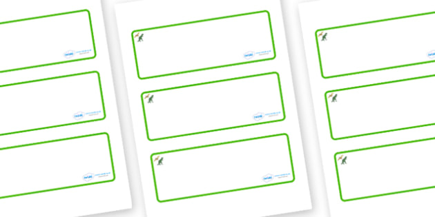 Dinosaur Themed Editable Drawer-Peg-Name Labels (Blank) - Themed Classroom Label Templates, Resource Labels, Name Labels, Editable Labels, Drawer Labels, Coat Peg Labels, Peg Label, KS1 Labels, Foundation Labels, Foundation Stage Labels, Teaching Lab