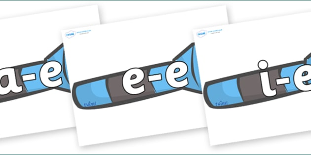 Modifying E Letters on Torch - Modifying E, letters, modify, Phase 5, Phase five, alternative spellings for phonemes, DfES letters and Sounds