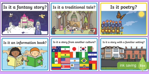 Reading/Book Area We Are Learning About Display Signs - Reading area, book area, book corner, display, poster, books, reading, author, fiction, non-fiction, stories