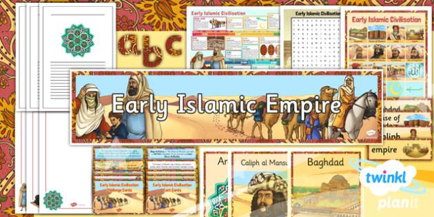 PlanIt - History UKS2 - Early Islamic Civilisation Unit Additional Resources - planit, uks2, early islamic civilisation, additional resources