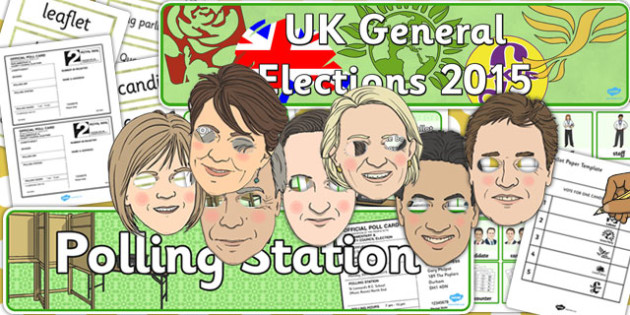 General Election Resource Pack - general, election, resource pack