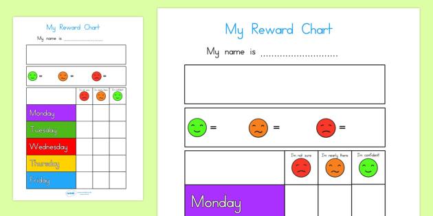 Editable Reward Card - reward, award, class management, cards